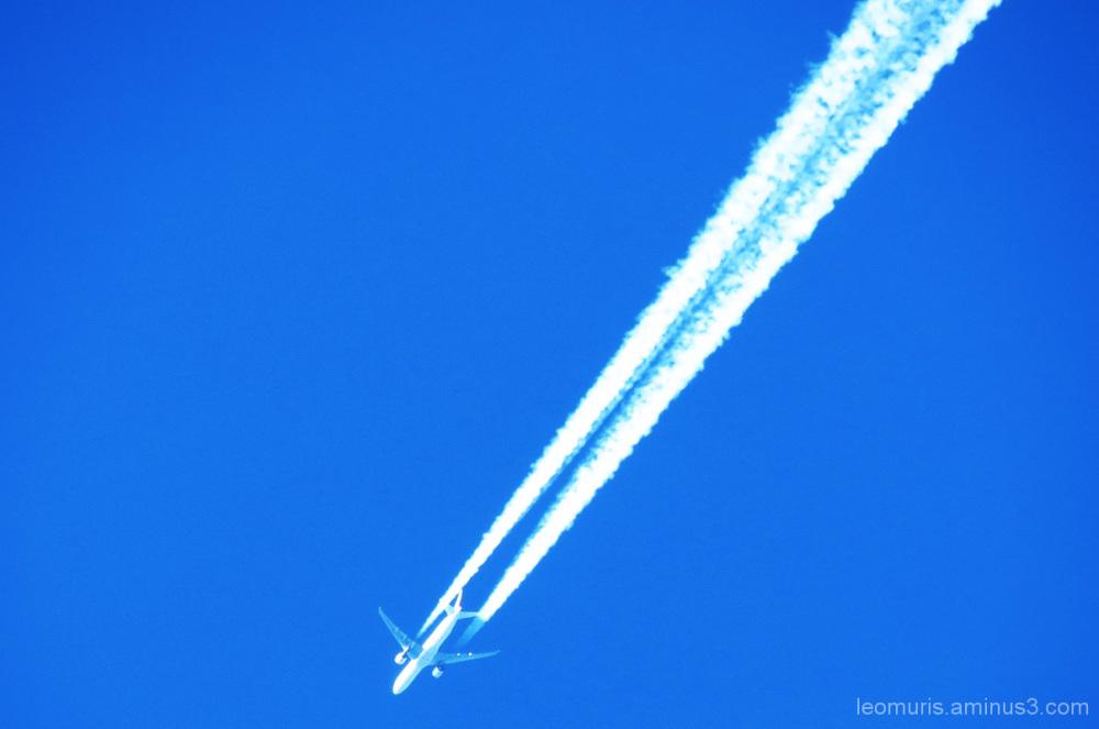 Sininen taivas - blue sky