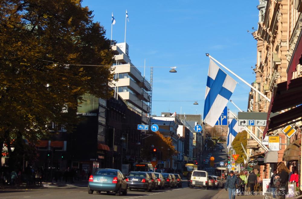 International UN Day in Turku.