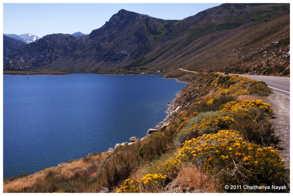 Grant Lake, CA