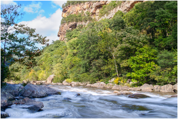 foreplay rapid on russell fork river