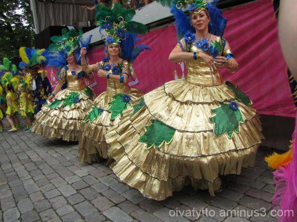 Samba ladies !