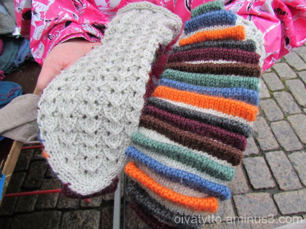 Special socks!