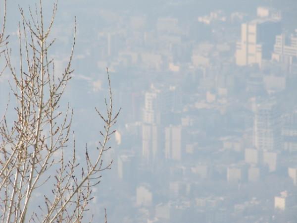 TEHRAN'S POLLUTION 04