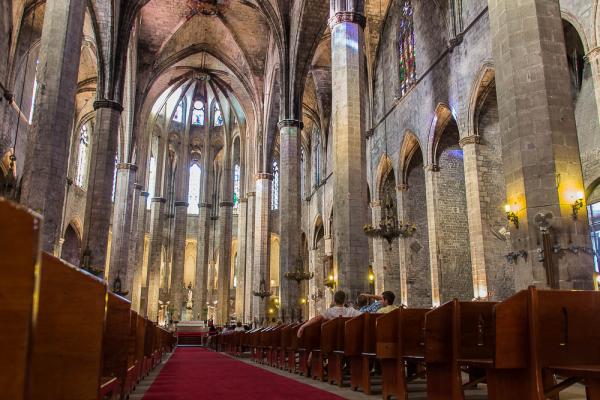 barcelona iglesia categral