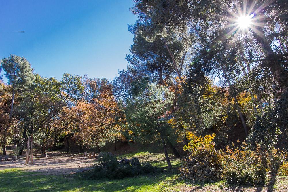 nature park sabadell