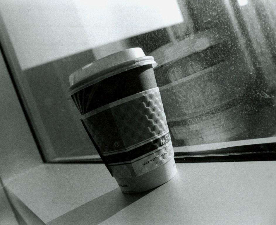 7. Good ol' monday coffee..