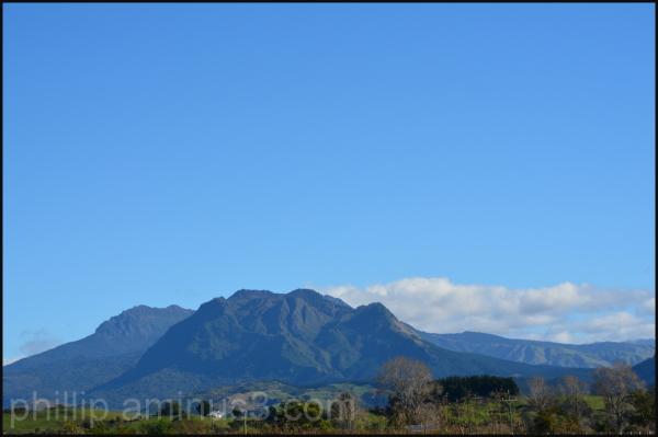 """Mt Hikurangi"""