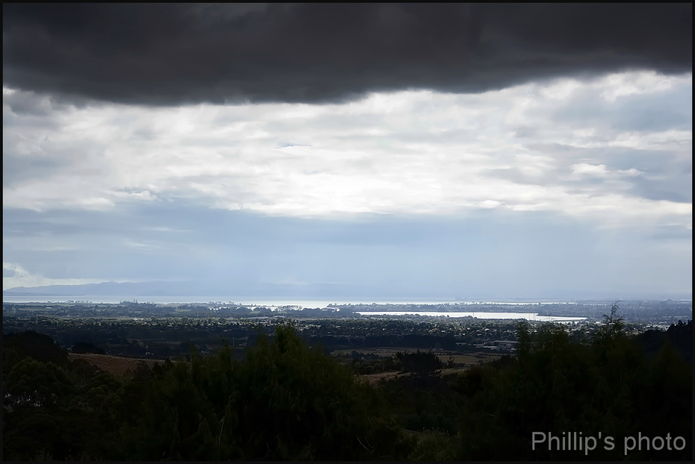 View over Auckland