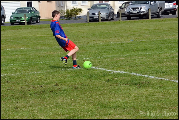 The Goal Kick #3 of 5