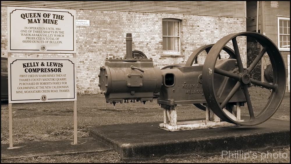 Old Compressor.