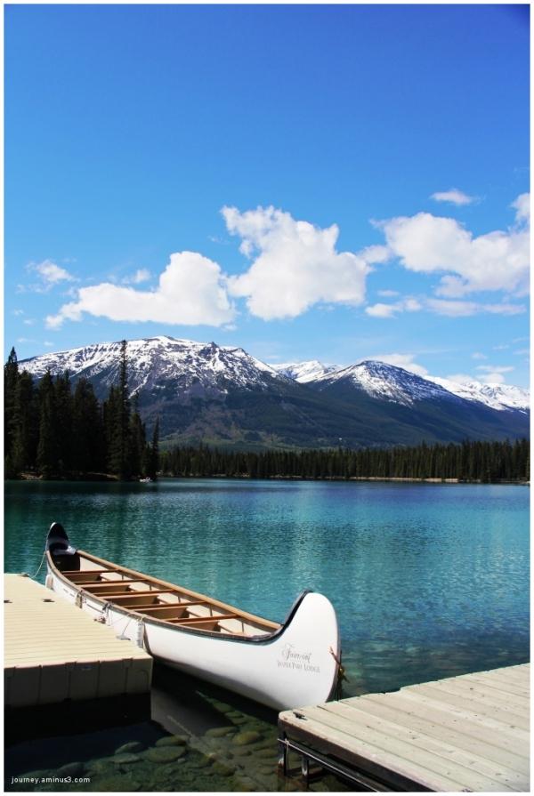 Lake Beauvert Canadian