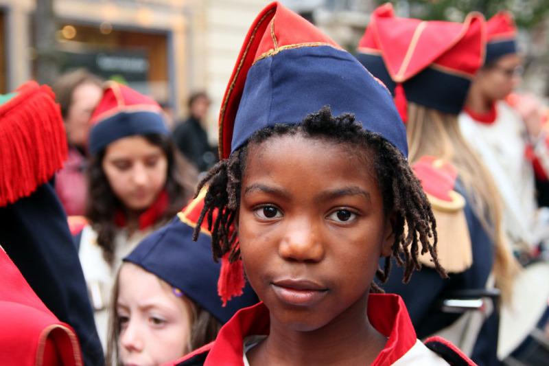 Enfance Paris Vendanges Montmarte