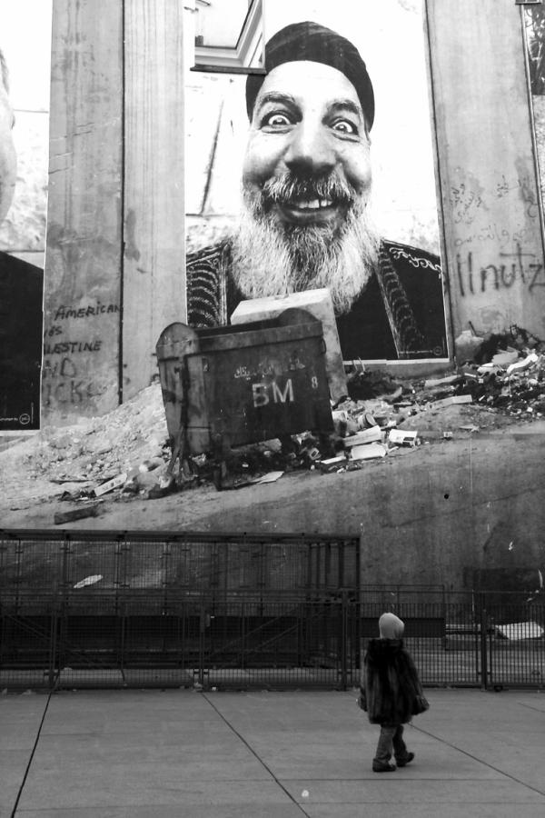 jr photographie collage art-urbain enfance paris