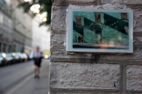 paris photo rue
