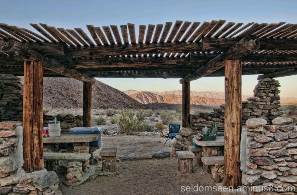 Palm Canyon Camp