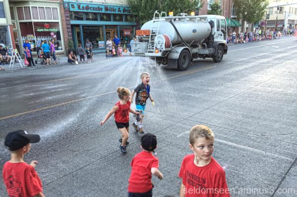 La Grande, Oregon County Fair Parade