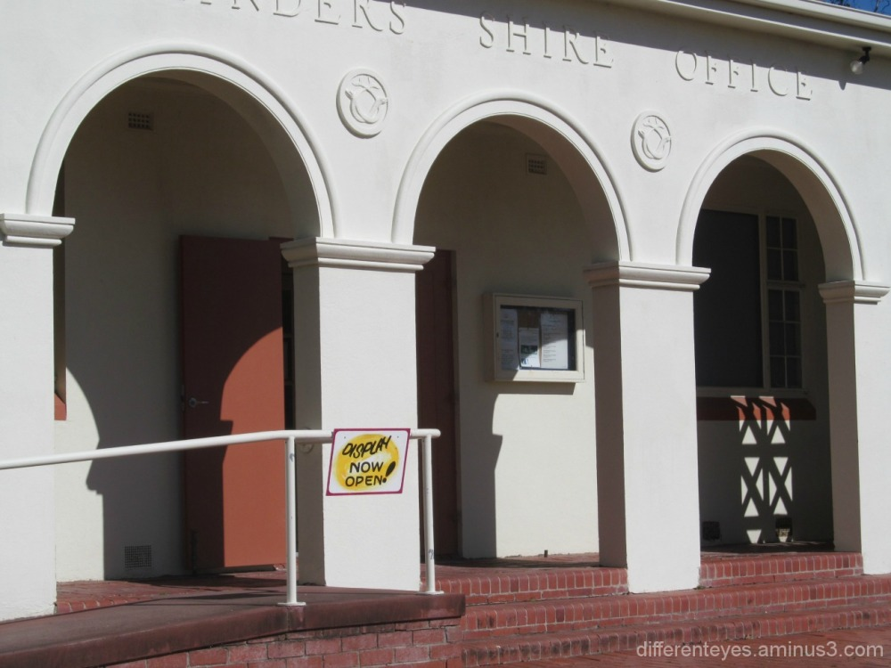 old Flinders shire offices in Dromana