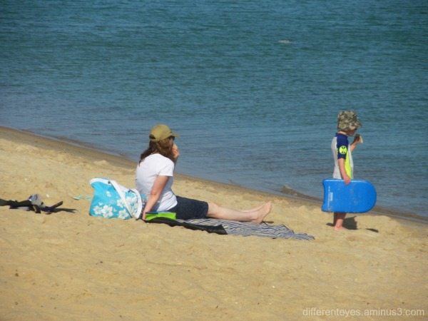 Australia Day 2016 on Dromana beach