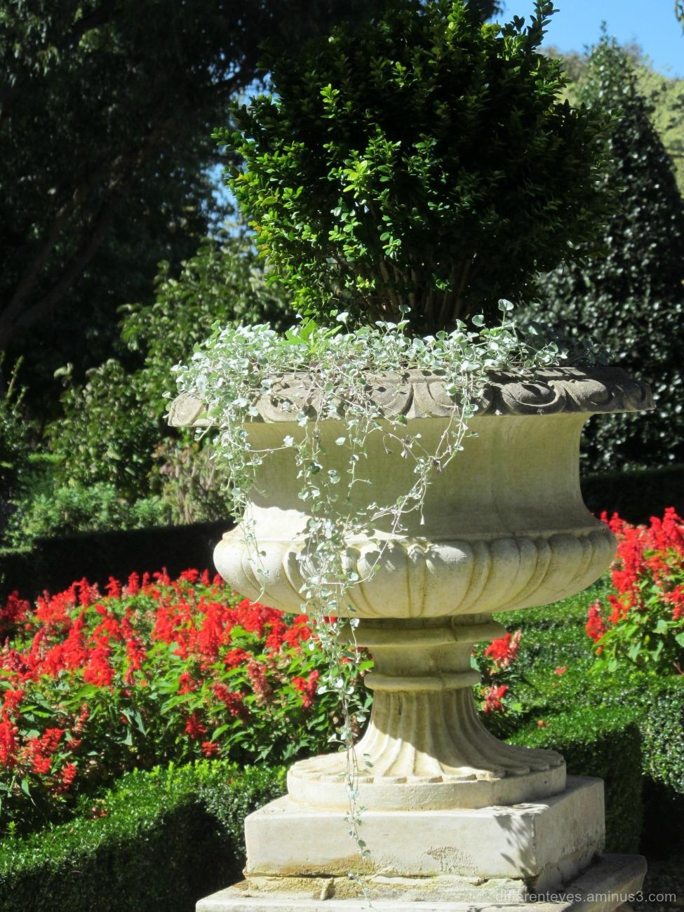 Enchanted Adventure Garden in Autumn