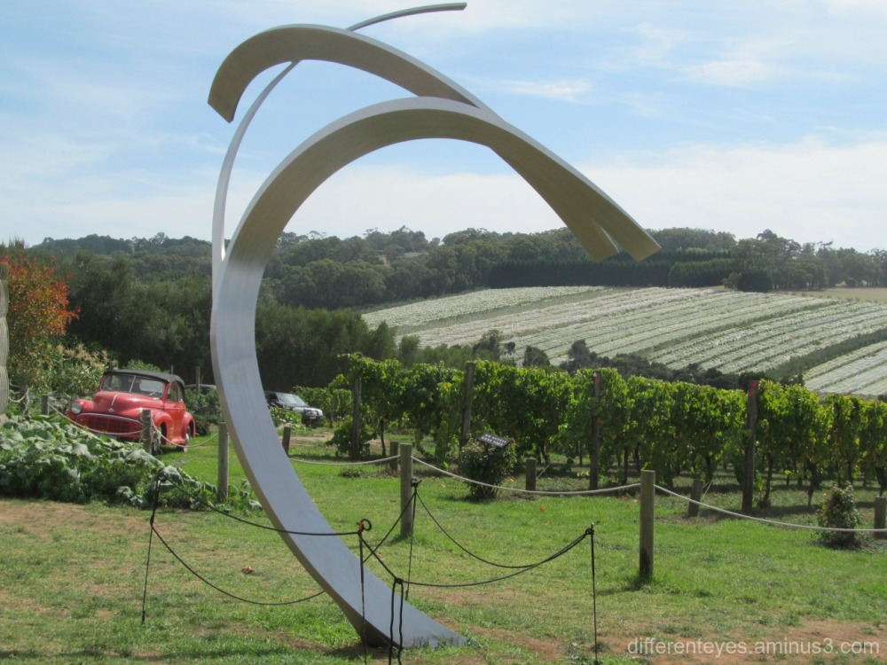 winner in 2016 Montalto Sculpture Competition
