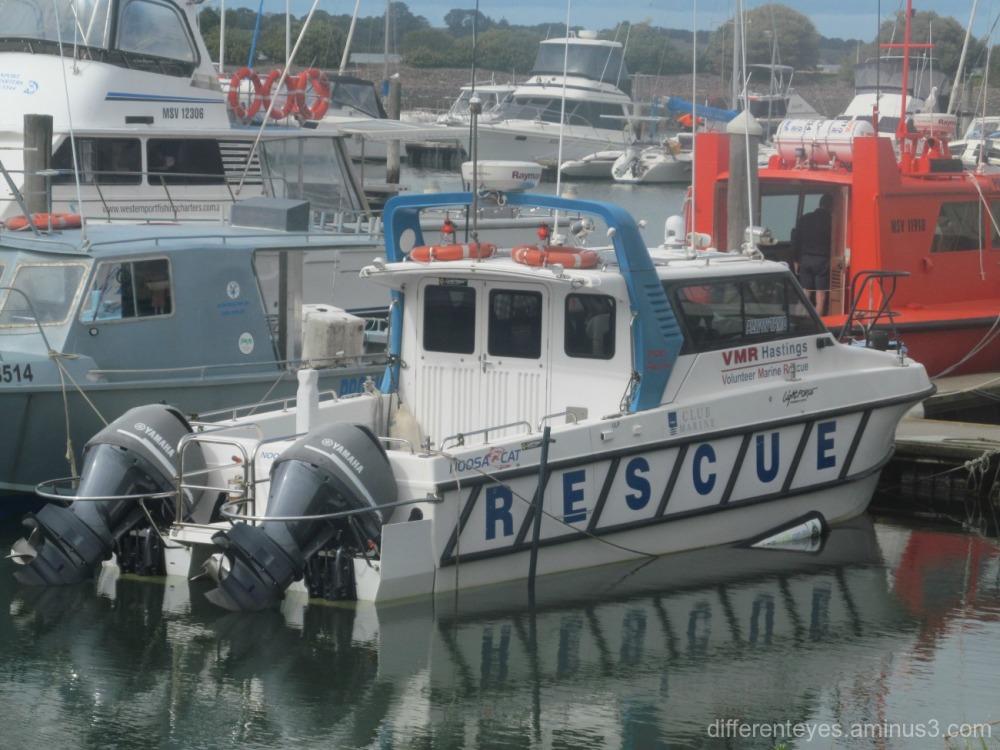 boat at Hastings