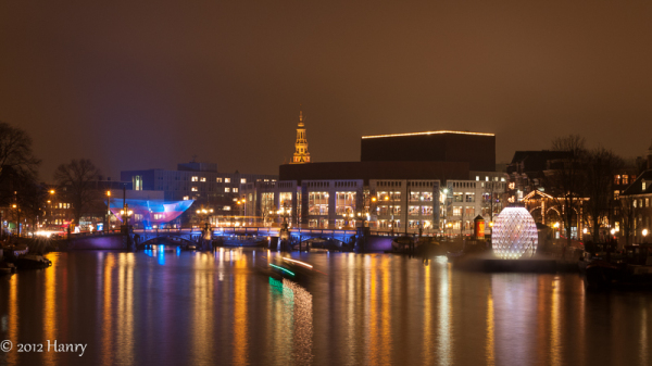 Amsterdam Light Festival 1/7