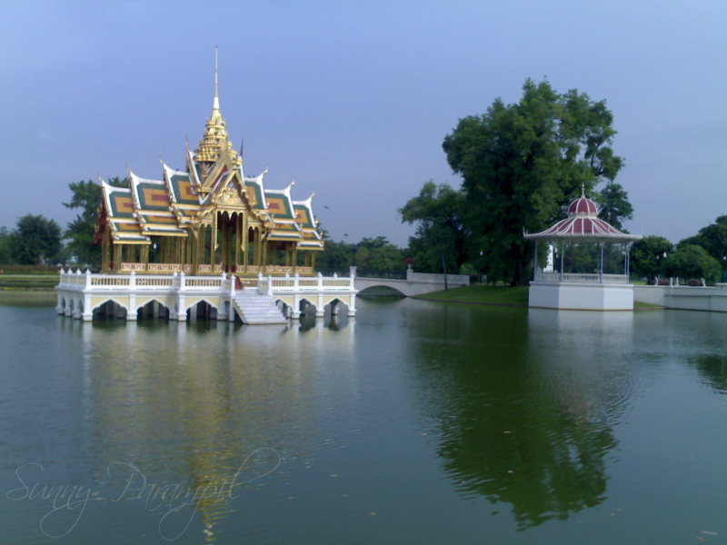 Bang Pa - In Palace, Bangkok