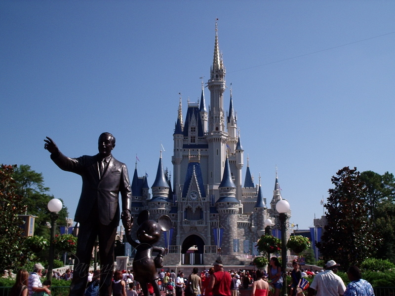 Magic Kingdom, Disneyworld, FL
