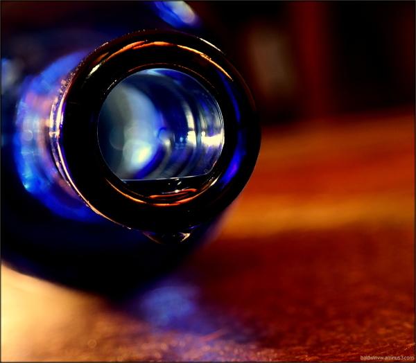 The last drop ...