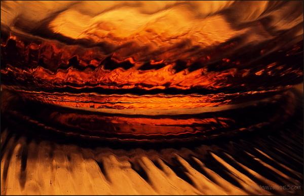 Horizon of fire ...