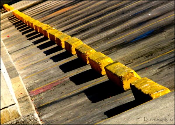 Rhythm and color ...