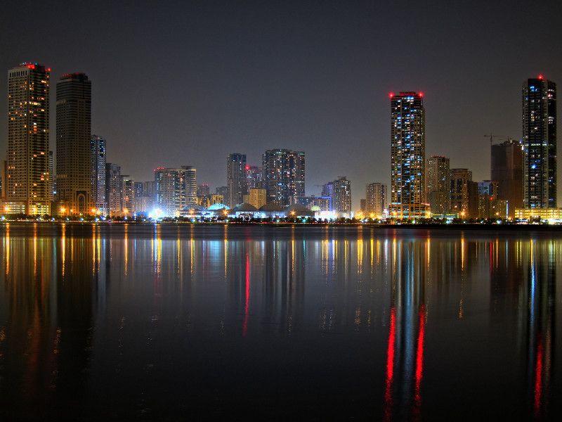 Al Khan Lagoon, Sharjah