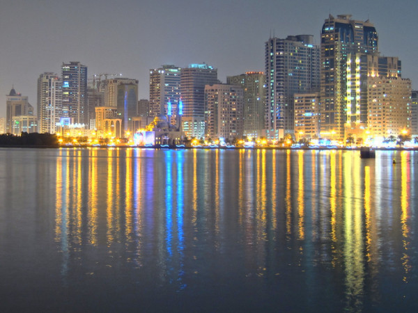 Corniche, Sharjah