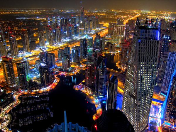 Marina/JLT, Dubai