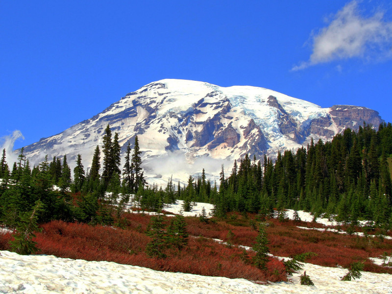Mount Rainier, Washington, United States