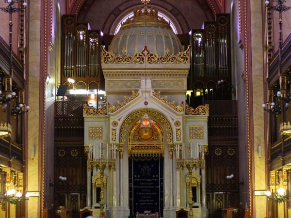Dohany Street Synagogue, Budapest, Hungary