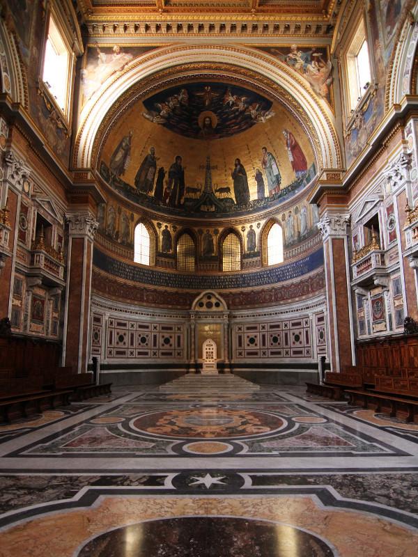 Archbasilica of St. John Lateran, Rome, Italy