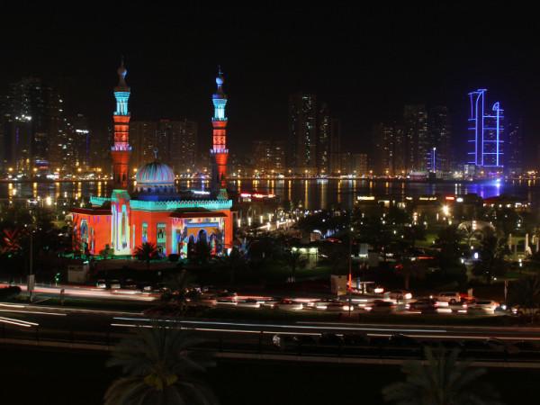 Al Majaz Park Mosque, Sharjah