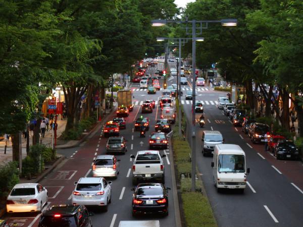 Omotesando, Tokyo, Japan