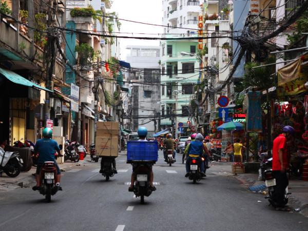 Chinatown, Ho Chi Minh City, Vietnam