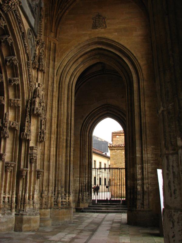 Oviedo´s Cathedral. (Asturias-Spain)