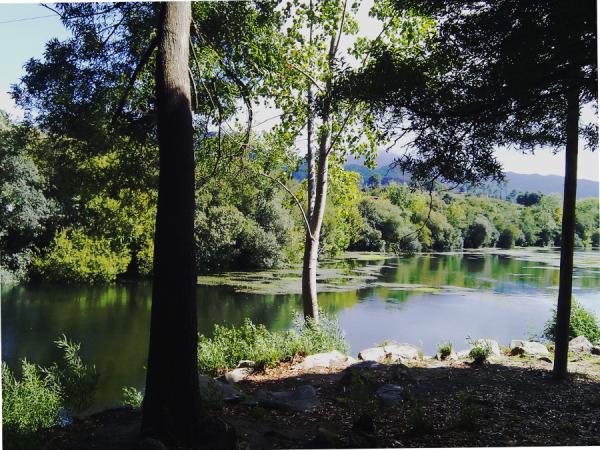 Again, a river
