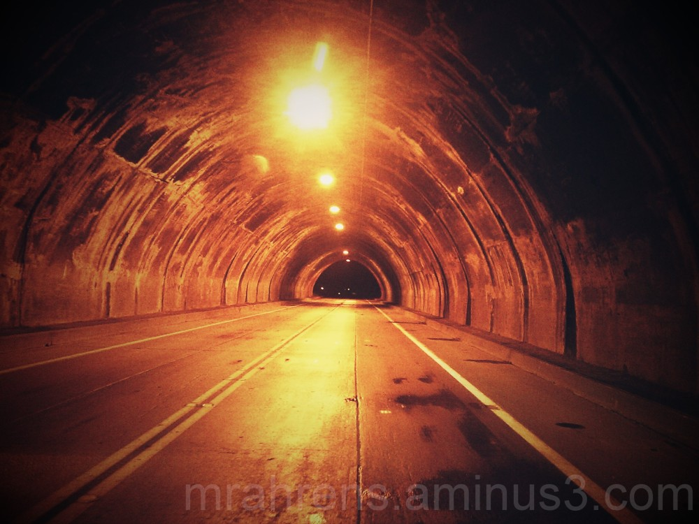 Newcastle Tunnel