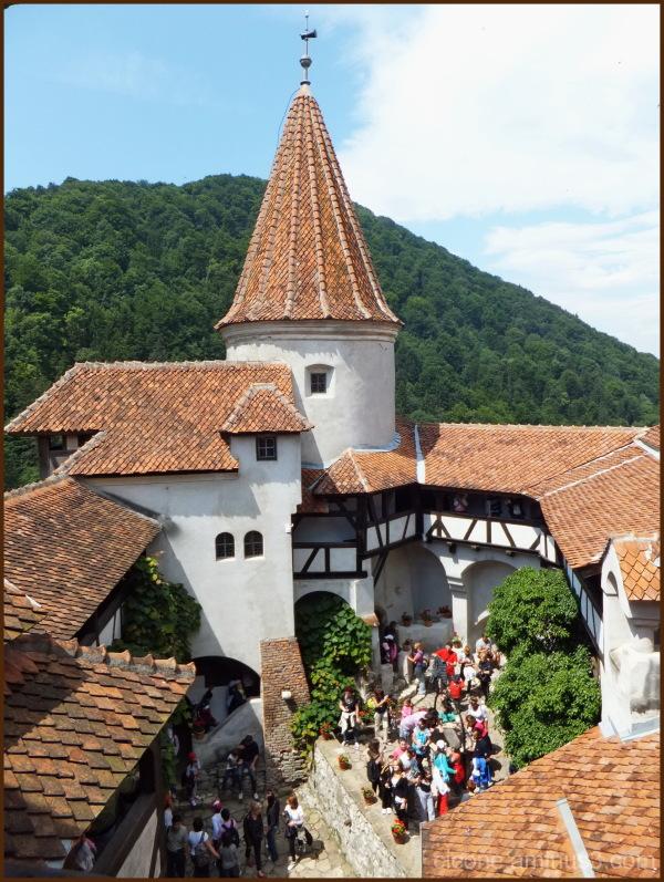 Dracula castle - Bran - Romania
