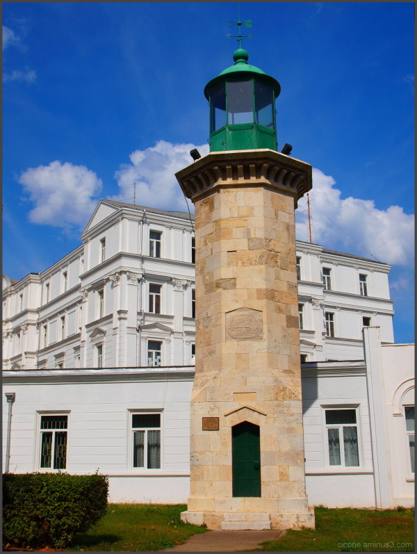 Genoese lighthouse -  Constanta