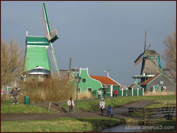 Winter in Zaandam/3