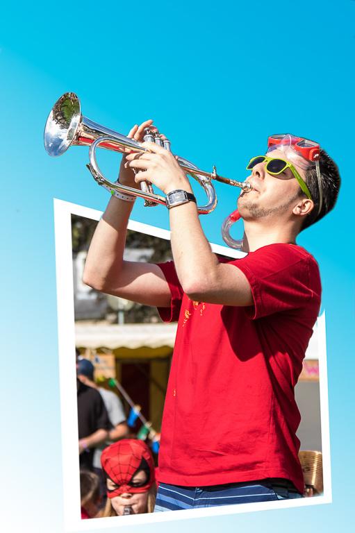 trumpeter, Lasemo
