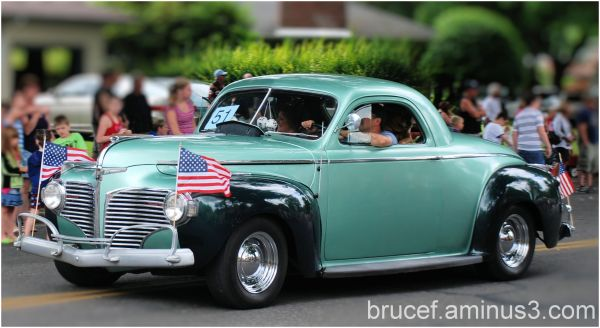 1945 Plymouth