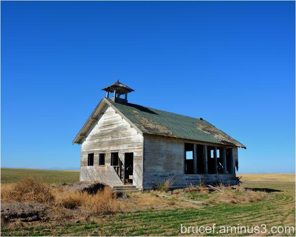 Little House on the prairie  school.