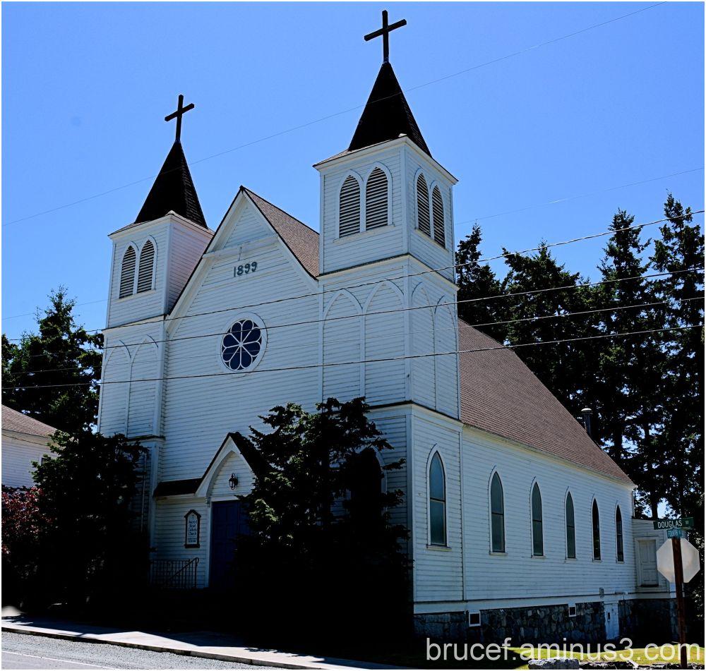 Sacred Heart Catholic Church  Built 1899